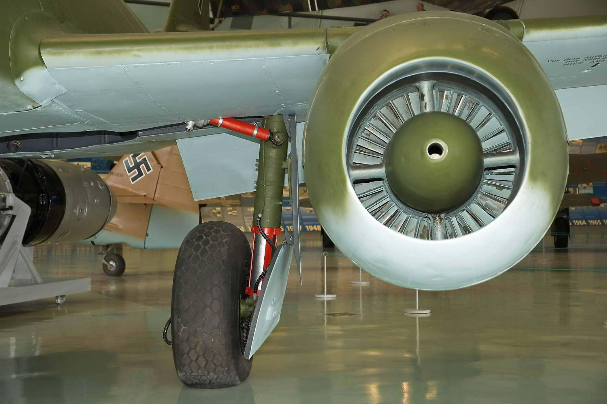 Messerschmitt Me 262A-2a Schwalbe