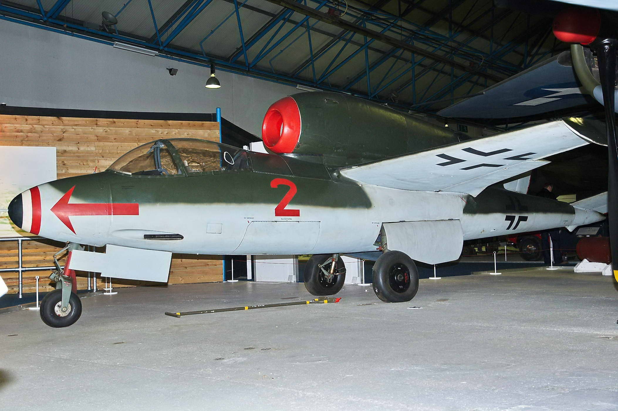 Heinkel He 162A-2 VN679